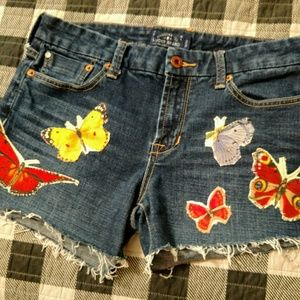 upcycled Lucky Brand